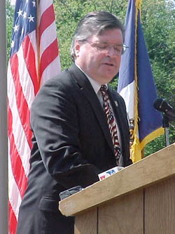 Stillwater Town Supervisor Greg Connors