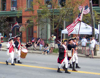Fifes and Drums of Olde Saratoga, Saratoga County, NY