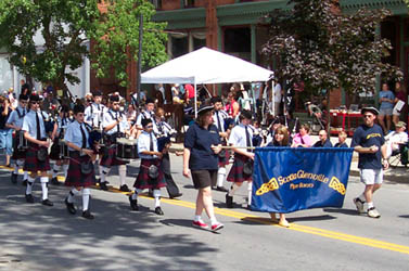Scotia-Glenville Pipe Band