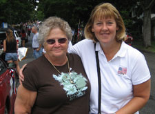 Carol and Sandy (Schuyler Society, C.A.R. Sr. President)
